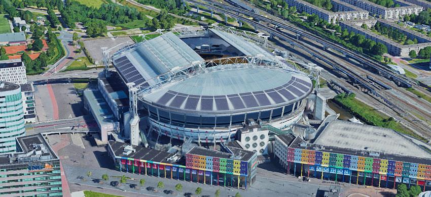 Johan Cruyff Arena di Amsterdam
