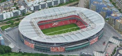 Stadio Emirates dell'Arsenal
