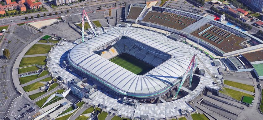 Juventus Stadium di Torino