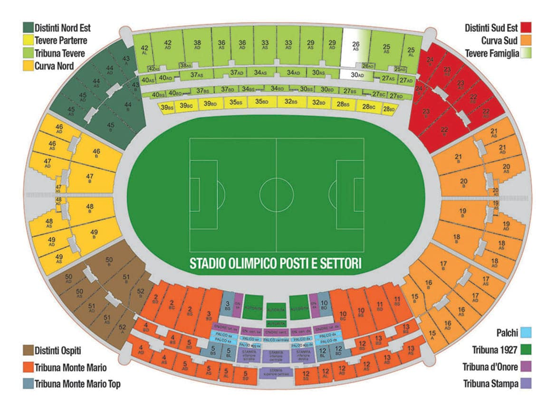 stadio olimpico di roma stadi online stadio olimpico di roma stadi online