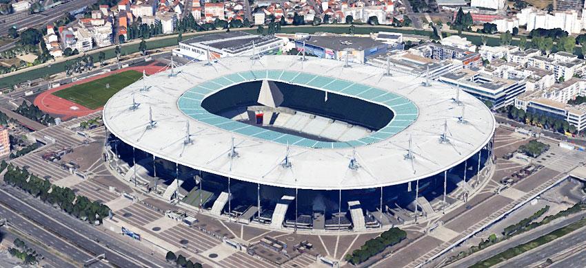 Stade de France di Parigi