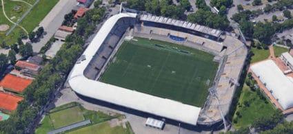 Stadio Braglia di Modena
