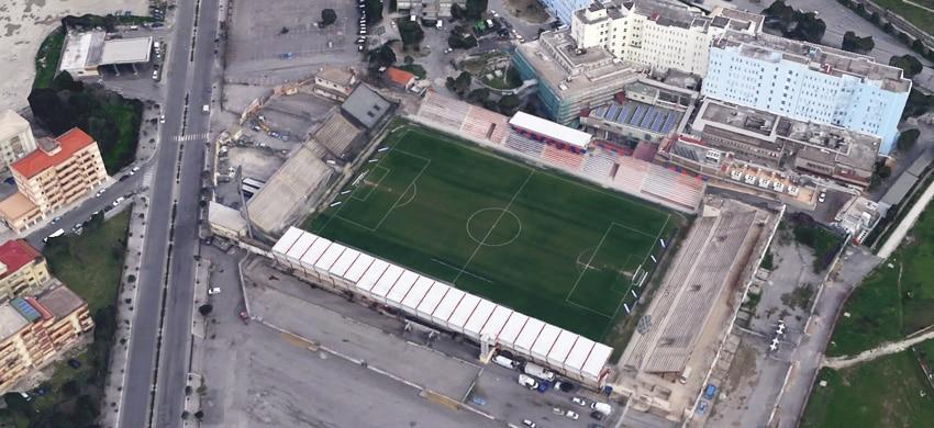 Stadio Scida di Crotone