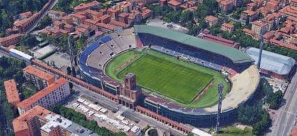 Stadio Dall'Ara di Bologna
