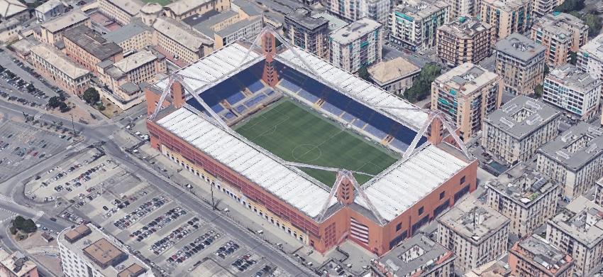 Stadio Ferraris di Genova