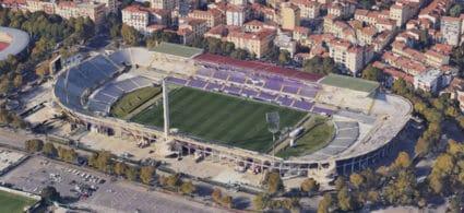 Stadio Franchi di Firenze