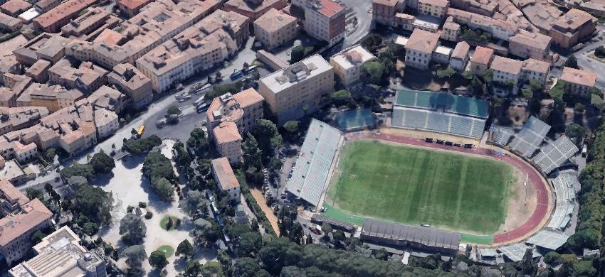 Stadio Franchi di Siena