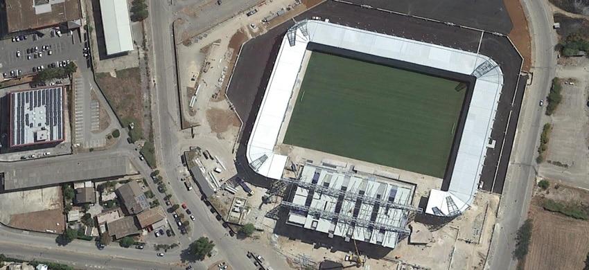 Stadio Benito Stirpe di Frosinone