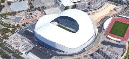 Stadio Velodrome di Marsiglia