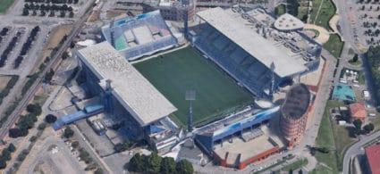 Stadio Mapei del Sassuolo