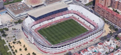 Stadio Ramón Sánchez-Pizjuán di Siviglia