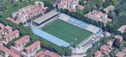 Stadio della Spal di Ferrara