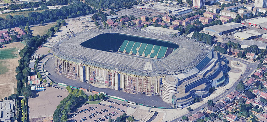 Stadio Twickenham di Londra